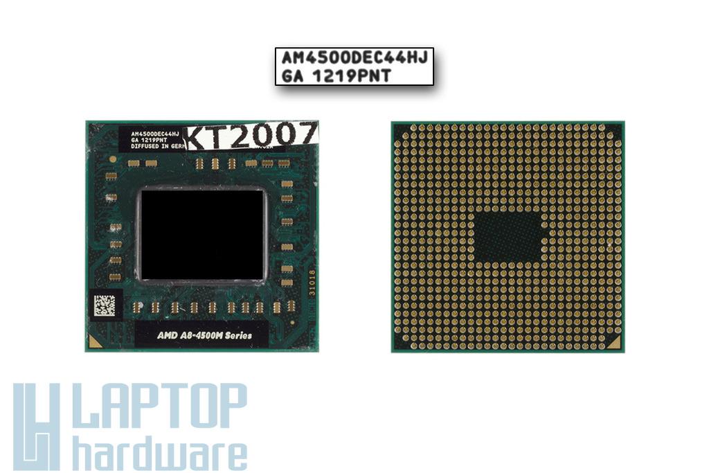 AMD A8-4500M 1,9GHz APU használt laptop processzor