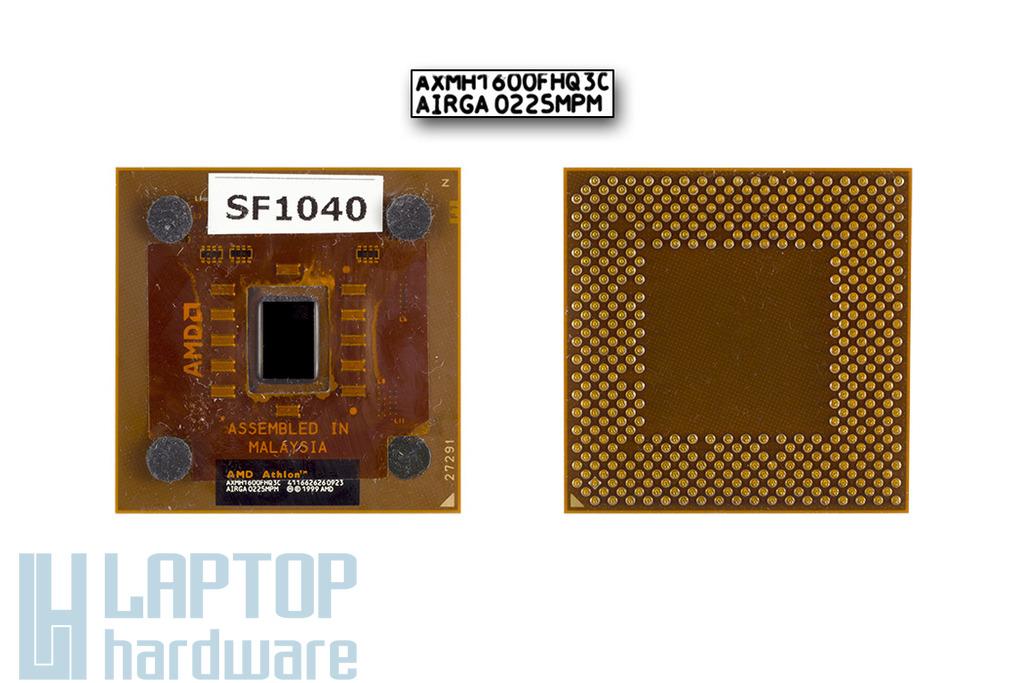AMD Athlon 1600+ 1400MHz használt laptop CPU