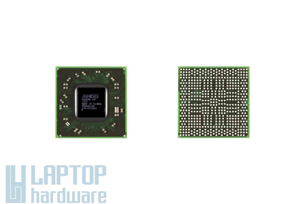 AMD Északi HÍd, BGA Chip 216-0752001 csere, alaplap javítás 1 év jótállással