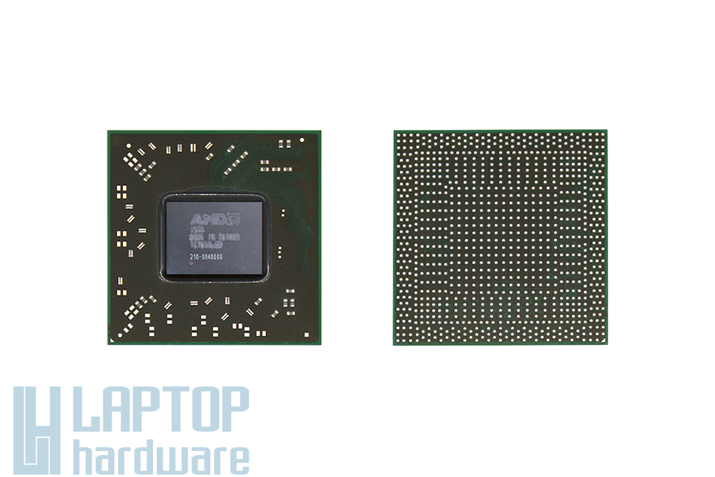 AMD GPU, BGA Video Chip 216-0846009 csere, videokártya javítás 1 év jótálással
