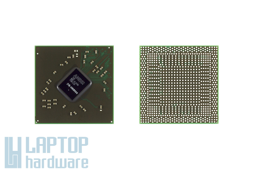 AMD Radeon GPU, BGA Chip 216-0809000 csere, videokártya javítás 1 év jótálással