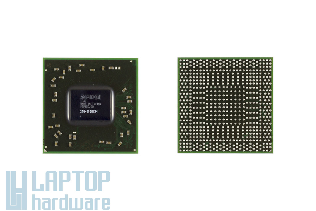 AMD Radeon GPU, BGA Chip 216-0809024 csere, videokártya javítás 1 év jótálással