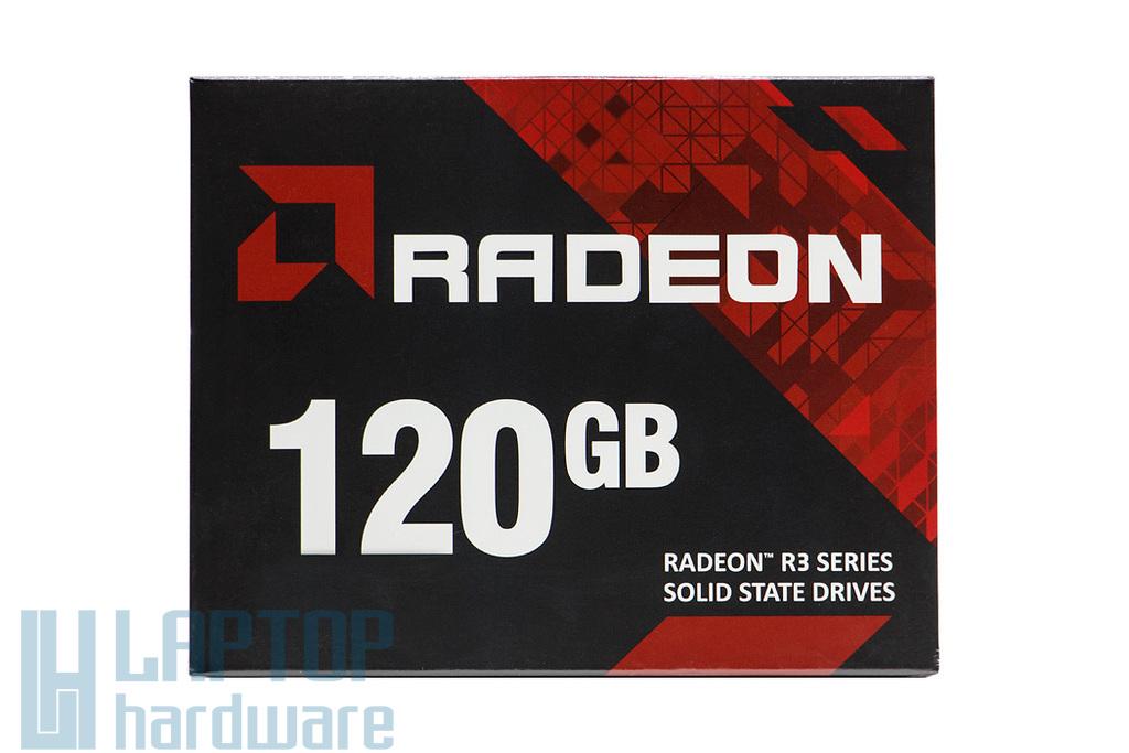 AMD Radeon R3 120GB SSD meghajtó (R3SL120G) | 3 év garancia! | Ingyenes beszereléssel!