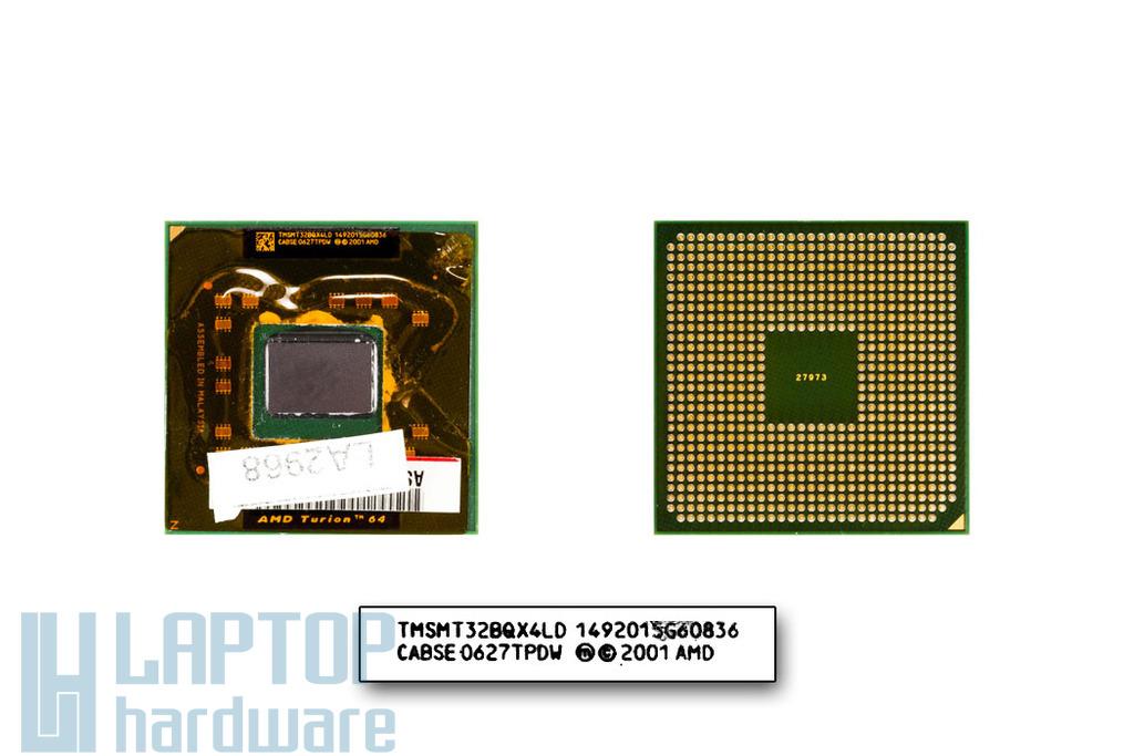 AMD Turion 64 MT-32 1800MHz használt laptop CPU