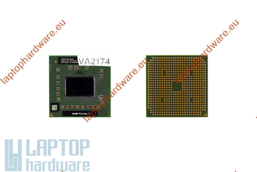AMD Turion 64 X2 RM-70 2000MHz használt laptop CPU(TDP: 35W)