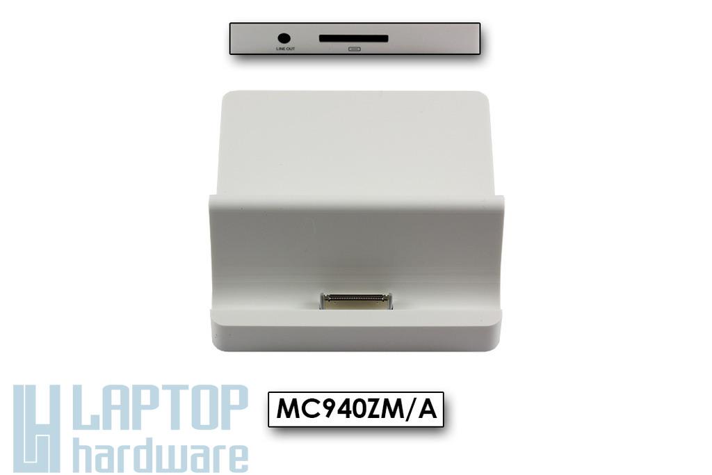 Apple iPad 2, iPad 3 Dock, dokkoló, A1381, MC940ZM/A - Akciós