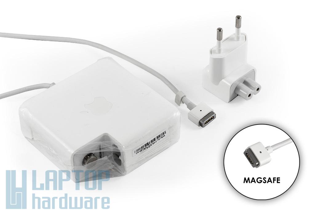 Apple MacBook 18.5V 4.6A 85W MagSafe gyári új laptop töltő (A1222, A1343)