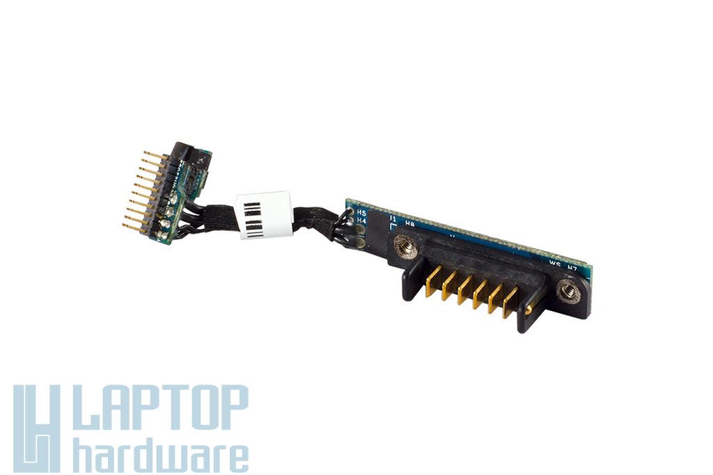 Apple MacBook A1181 akku/akkumulátor csatlakozó panel, 820-1968-A, 08G22UD3310E