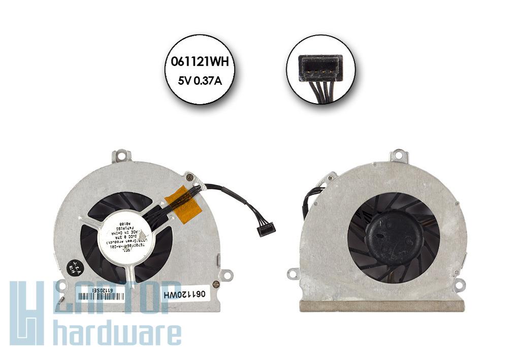 Apple Macbook A1181 gyári új laptop hűtő ventilátor, 061121WH