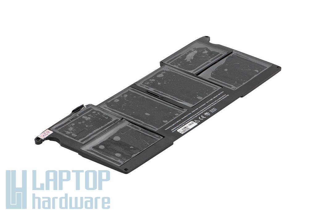 Apple MacBook Air 11'' (A1370) gyári új 6 cellás laptop akku/akkumulátor (A1406, 020-7376-A)