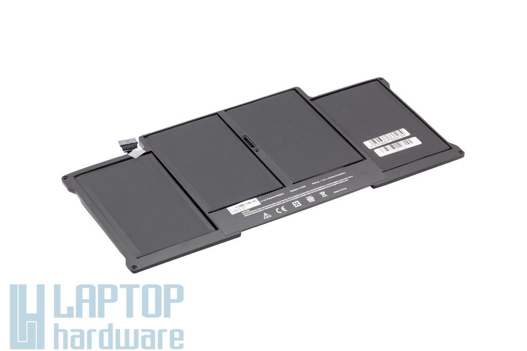 Apple MacBook Air 13'' helyettesítő új 4 cellás laptop akku/akkumulátor (A1405, A1377)