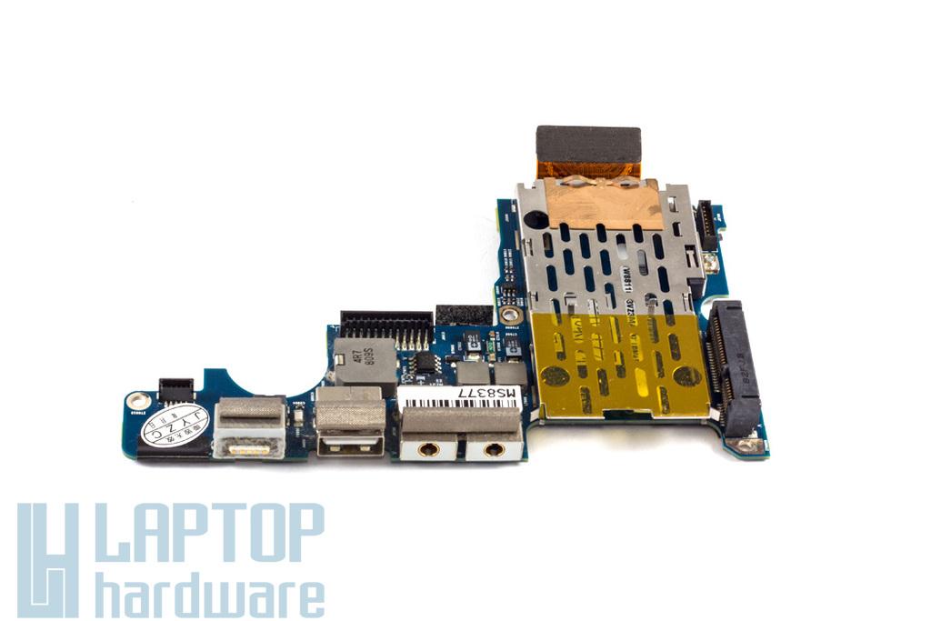 Apple MacBook Pro 15'' (A1260) laptophoz használt DC/USB/Audio/Express Card panel (820-2273, W88110V3VZ3MA)