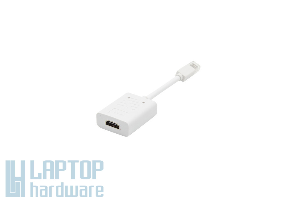 Apple Mini DisplayPort (Thunderbolt) (apa - m) - HDMI (anya - f) átalakító kábel
