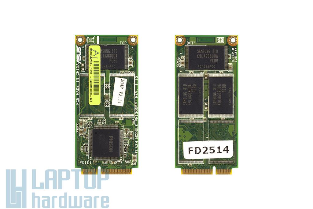 Asus 4GB SSD Mini PCIe kártya