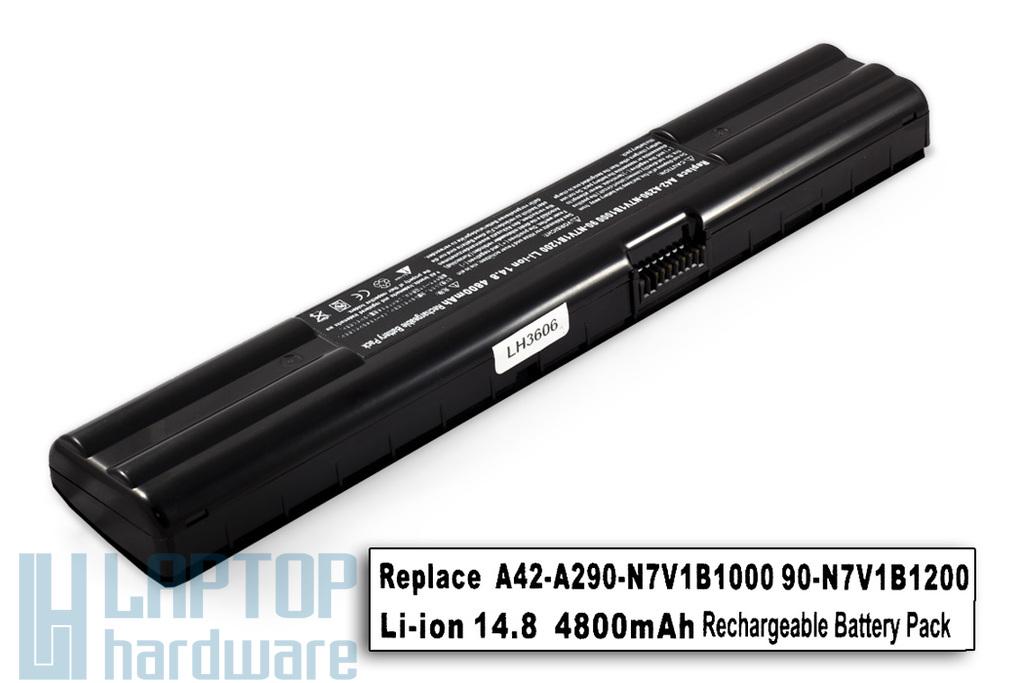 Asus A2, A2000, A42-A2 8 cellás helyettesítő új laptop akkumulátor