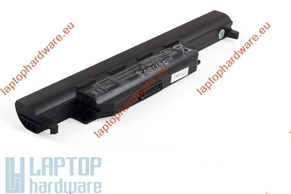 Asus A55, K55, X55 használt gyári 90%-os laptop akku/akkumulátor (A32-K55)
