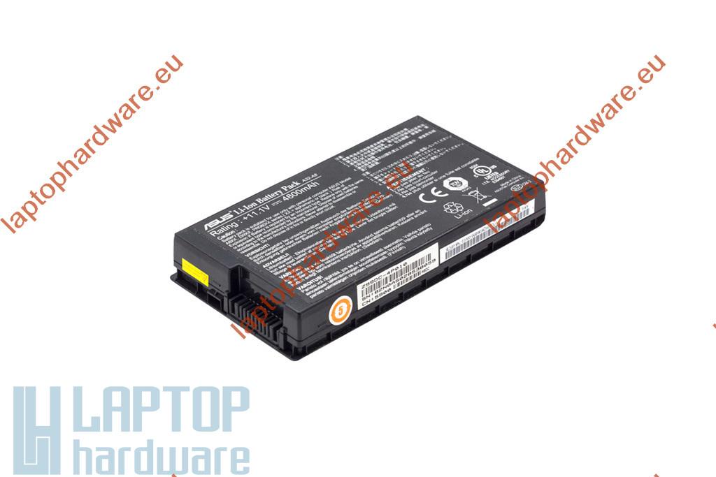 Asus A8, F8, X80 használt 70%-os 6 cellás gyári laptop akku/akkumulátor (A32-A8, 07G016R9186A)