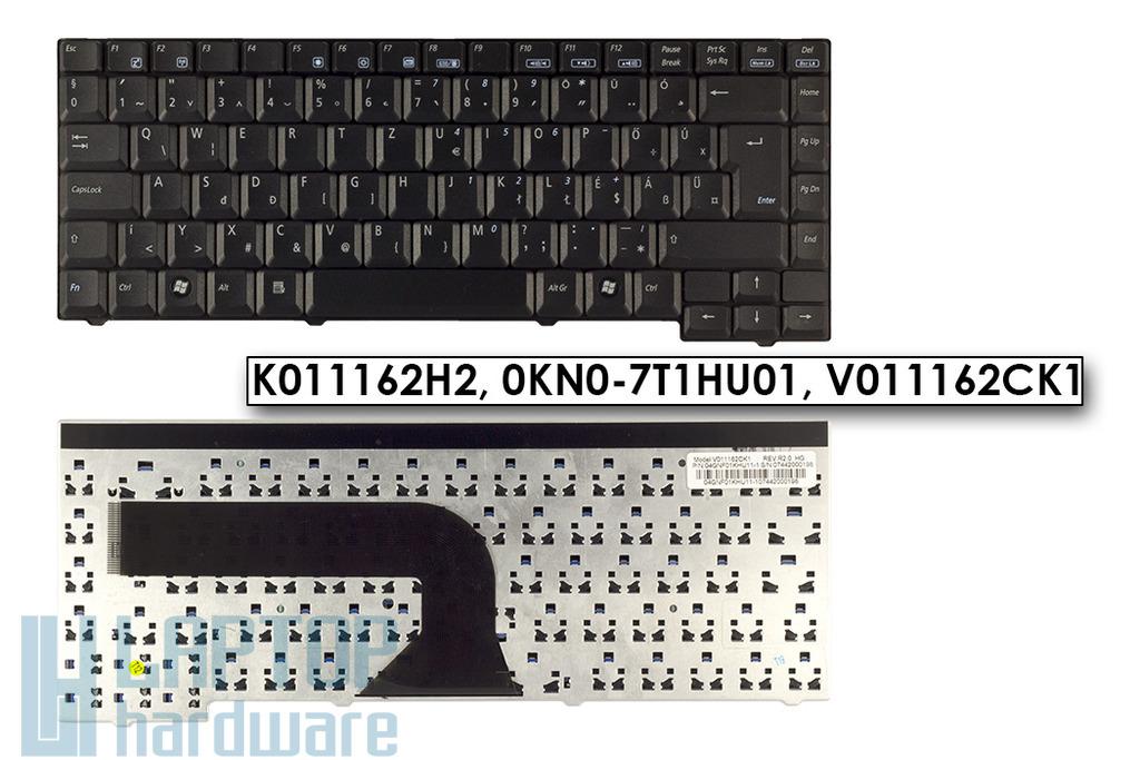 Asus A9, X51, X52, X58, Z94 Gyári Új magyar laptop billentyűzet
