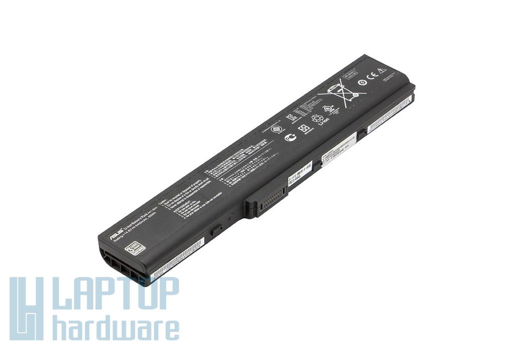 Asus B33E, B53E 50%-os 8 cellás használt gyári laptop akku/akkumulátor (A41-B53, 07G016000522)