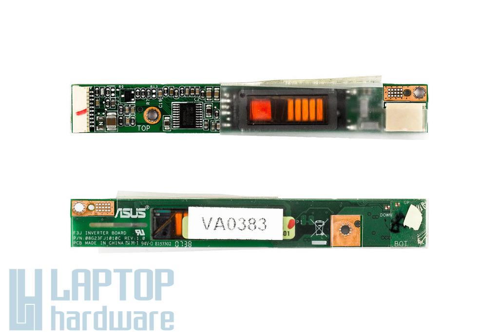 Asus F3,F5 sorozathoz használt LCD inverter(08G23FJ1010C,08G23FJ010Q)