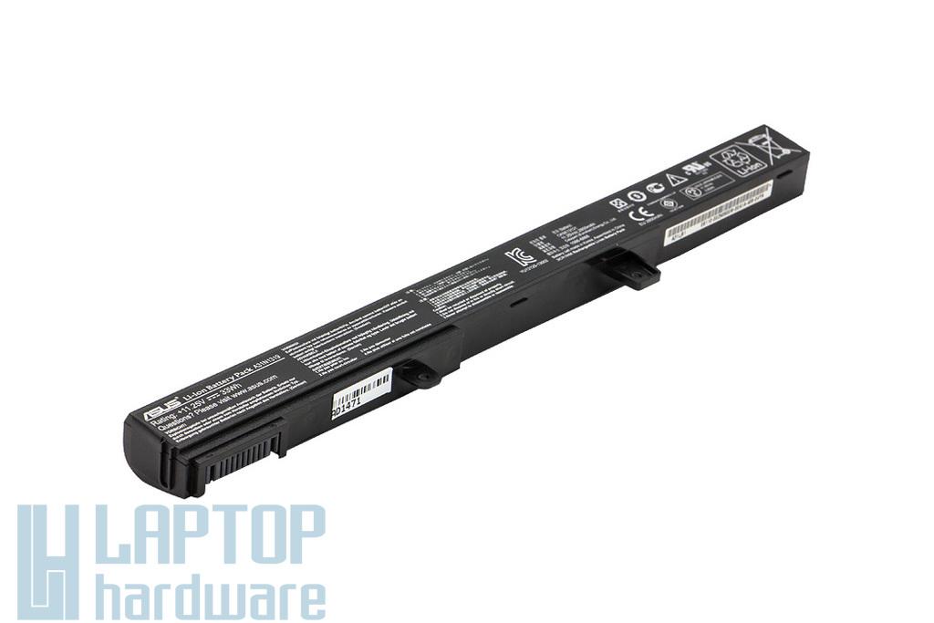 Asus D550MA, X451MA, X551MA 4 cellás 70%-os gyári laptop akku/akkumulátor (33Wh) (0B110-00250800, A31N1319)