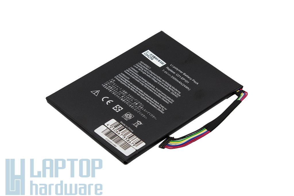 Asus Eee Pad TF101, PadFone A66  helyettesítő új tablet akku/akkumulátor (C21-EP101)