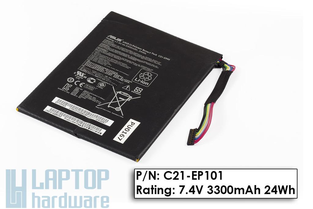 Asus EeePad Transformer TF101, TR101 gyári új tablet akku/akkumulátor  C21-EP101