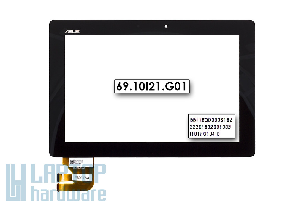Érintő panel, touchscreen Asus EeePad Transformer TF300T tablethez (69.10I21.G01)