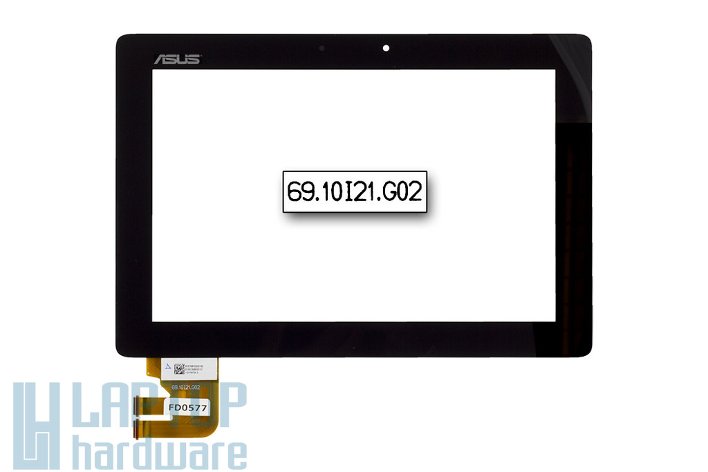 Érintő panel, touchscreen Asus EeePad Transformer TF300T tablethez (69.10I21.G02)