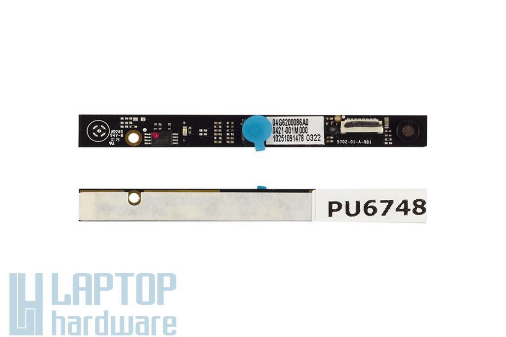 Asus EEEPC 1001, 1005, 1015, 1011PX laptophoz gyári új webkamera, 04G6200086A0