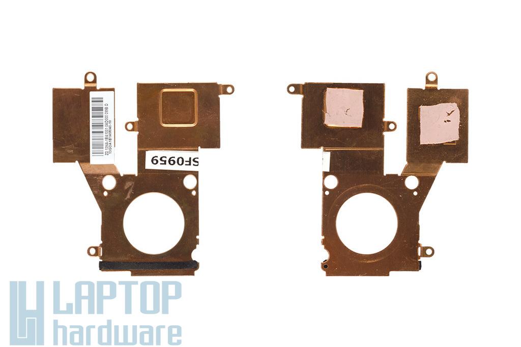 Asus EEEPC 1001PX, 1005P, 1008HA használt laptop hűtőborda (13GOA1B1AM040-10)