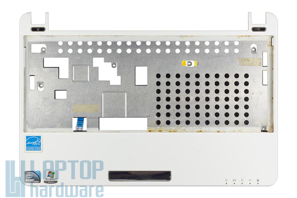 Asus EEEPC 1005HA laptophoz használt fehér felső fedél touchpaddal, 13GOA1B1AP010-30