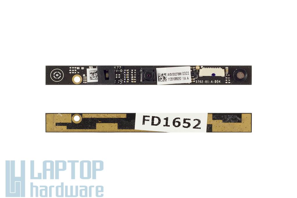 Asus EEEPC 1011PX, 1015BX, R011PX laptophoz használt webkamera