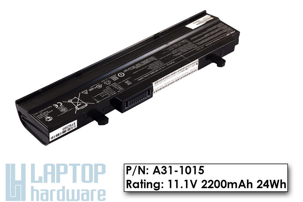 Asus EEEPC 1011PX, 1015PX, R011PX használt 70%-os laptop akku/akkumulátor (A31-1015)