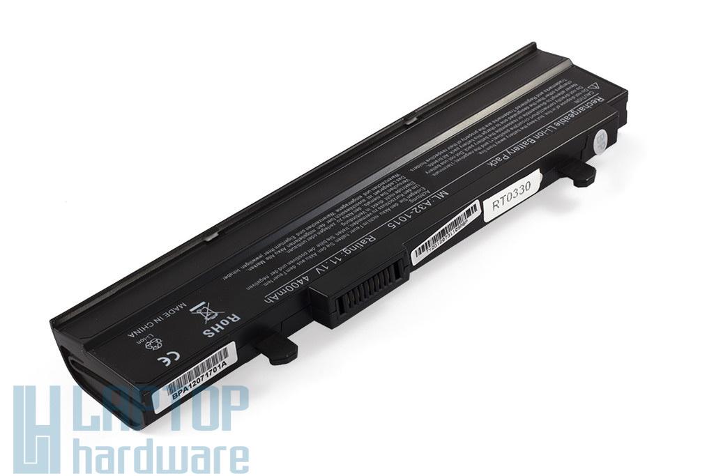 Asus EEEPC 1015, 1016, 1215 helyettesítő új 6 cellás laptop akku/akkumulátor (A31-1015, A32-1015)