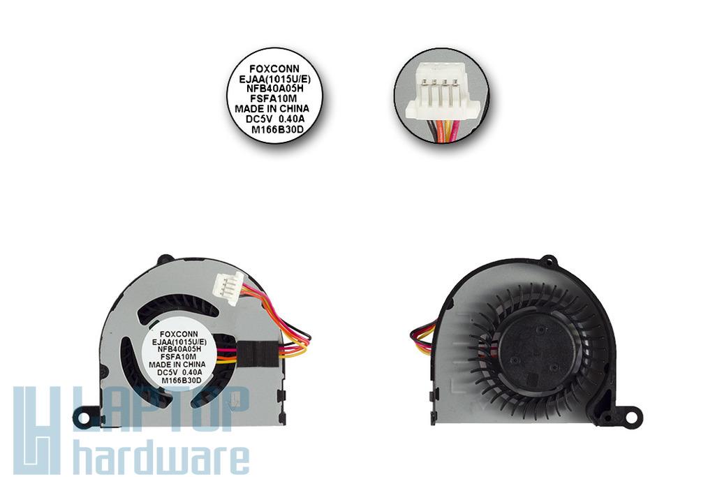 ASUS EEEPC 1015PE, 1015PEB gyári új hűtő ventilátor, NFSB40A05H