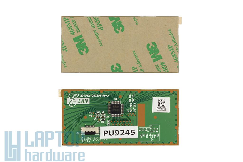 Asus EEEPC 1025C, R052C laptophoz gyári új touchpad, 01G110105400