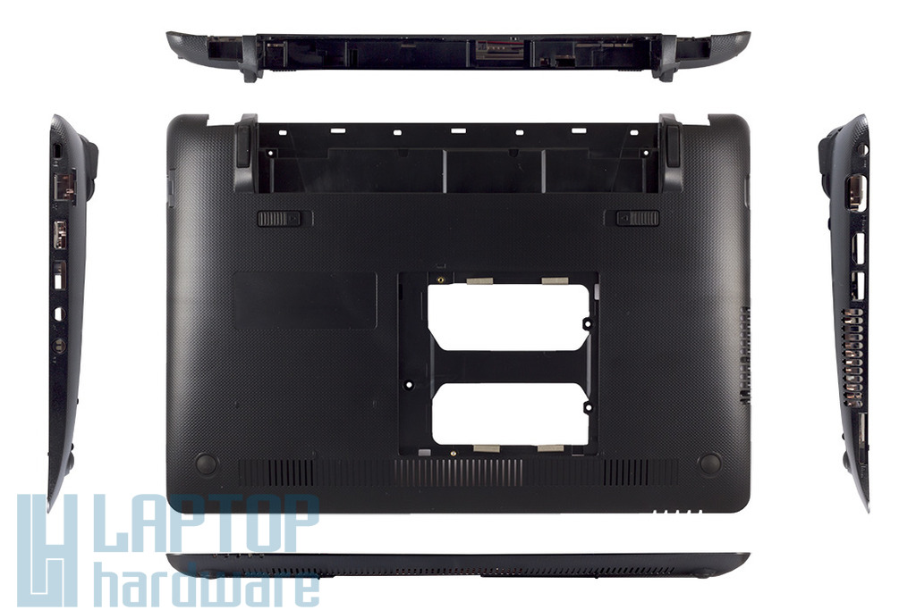 Asus EEEPC 1215N gyári új laptop alsó fedél hangszórókkal, 13GOA2H1AP092-10