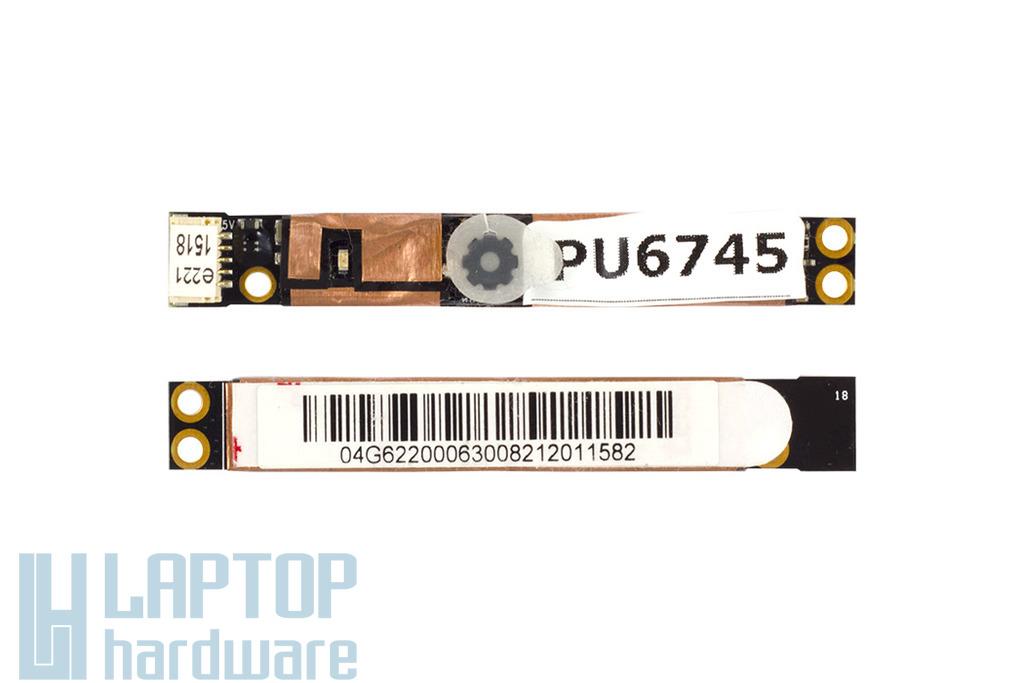 Asus EEEPC 901, 1000, 904HA laptophoz gyári új webkamera, 04G622000630