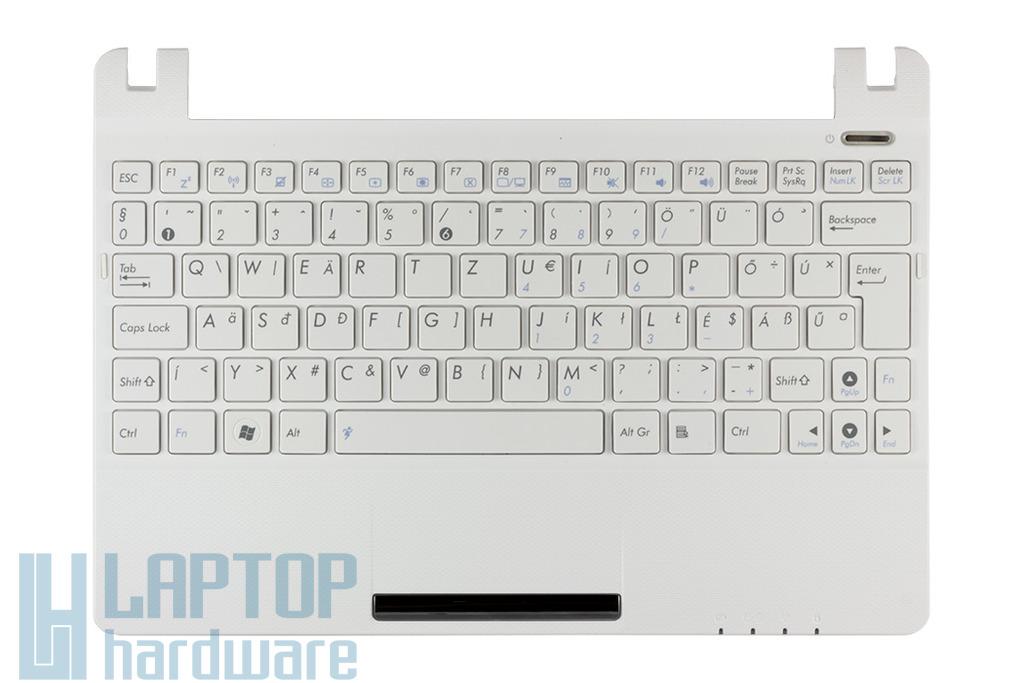 Asus EEEPC R11CX, X101CH gyári új magyar fehér laptop billentyűzet 13GOA3P1AP060-10, 90R-OA3P1K1C00Q