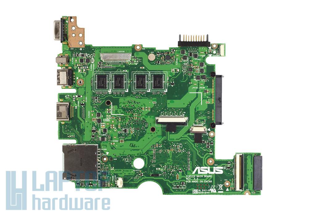 Asus EEEPC X101CH, R11CX laptophoz használt alaplap, 60-0A3PMB1000-I11