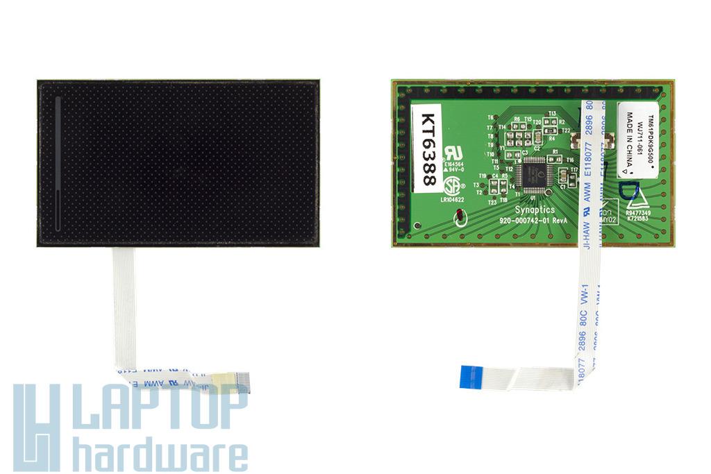 Asus F3, F3J, F3S laptophoz használt touchpad, kábellel (TM61PDK9G500)