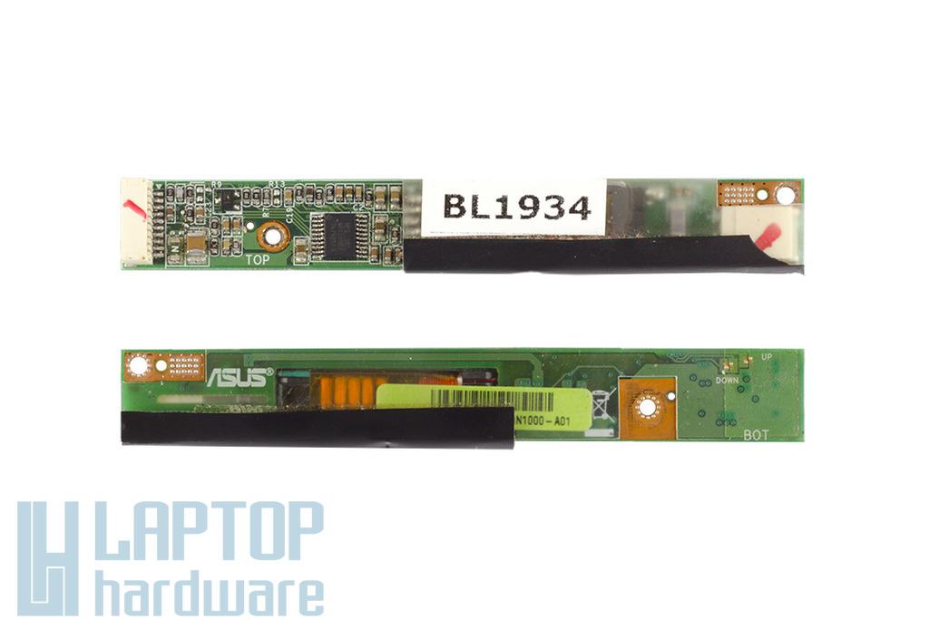 Asus F3J, F5M, X50VL laptophoz használt Kijelző Inverter (08G23FJ1010C)