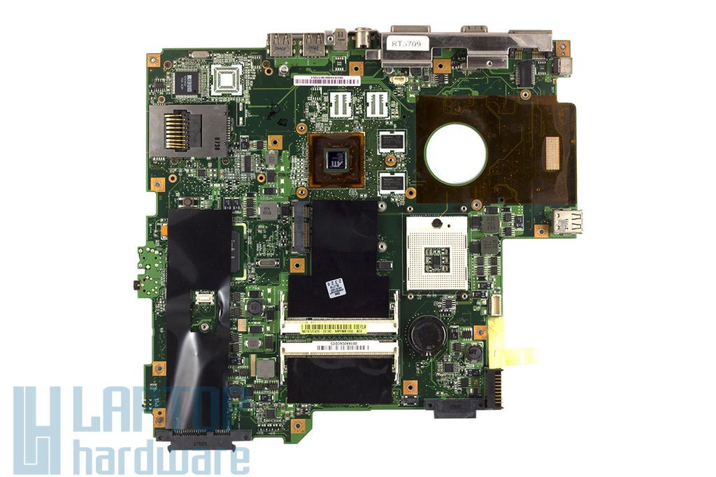 Asus F3J laptophoz használt alaplap, 60-NMTMB1000-B03