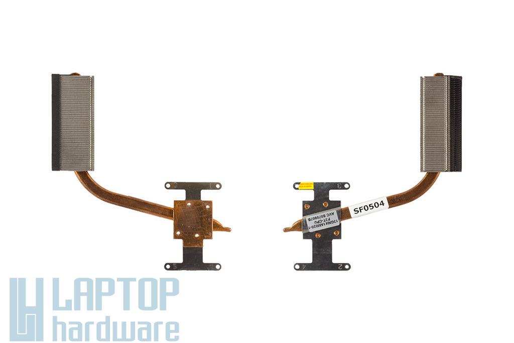 Asus F3KR, F3T laptophoz használt processzor hőelvezető cső (13GNI41AM020-1)