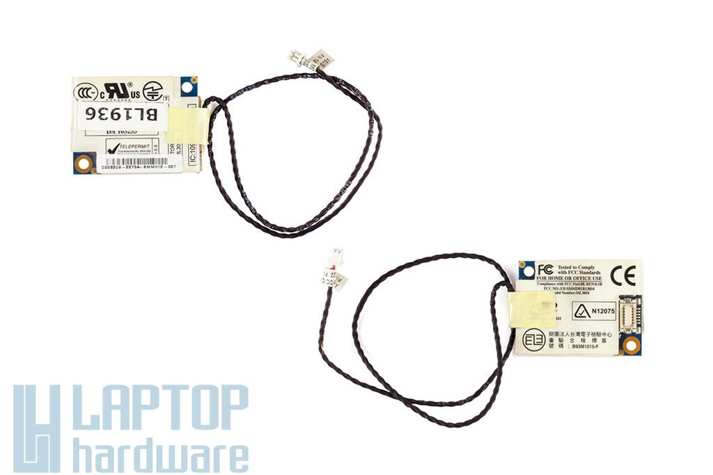Asus F5R, X50V, X50VL laptophoz használt Modem kártya vezetékkel (ML3054)