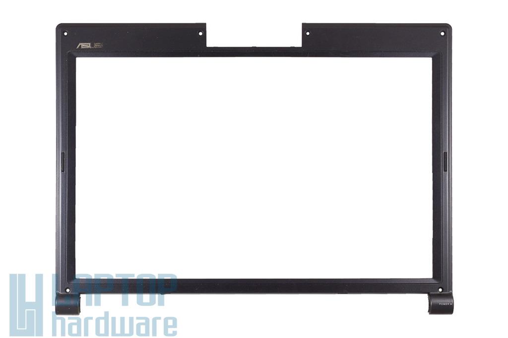 Asus F8 sorozatú laptophoz használt LCD kijelző keret, 13GNNK1AP023-1