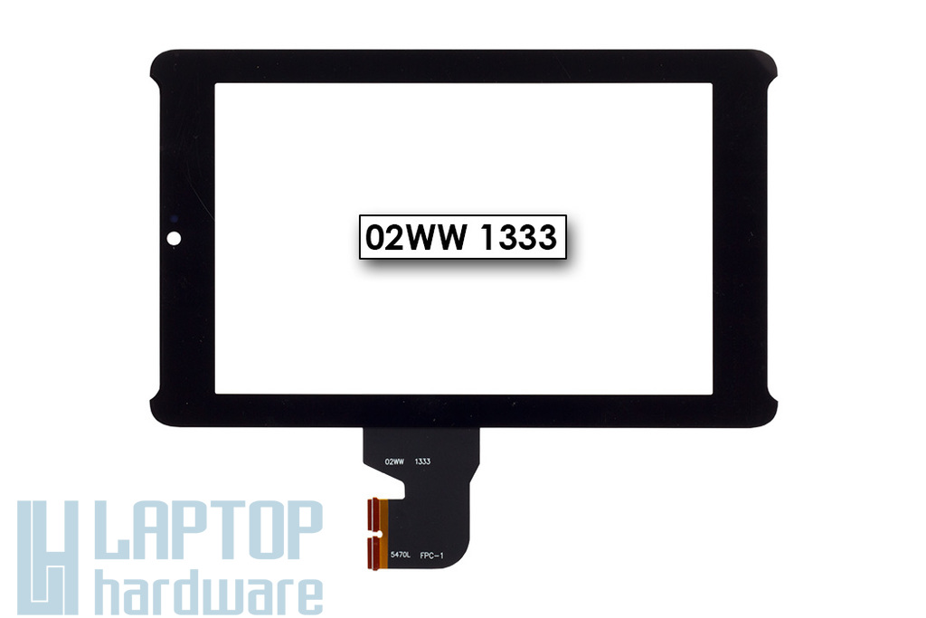 Érintő panel, touchscreen Asus Fonepad 7 ME372, ME372CG, ME372CL tablethez (02WW 1333)