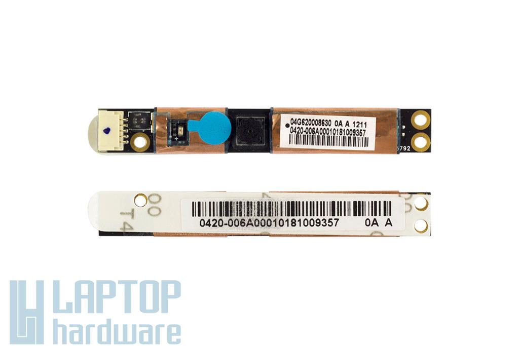 Asus G2P, G2S laptophoz gyári új webkamera, 04G6200008630