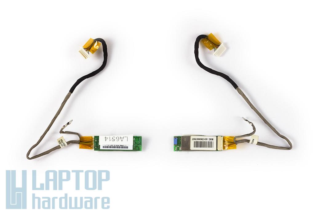 Asus G2P, G2S laptophoz használt Bluetooth kártya vezetékkel (14G140002084)